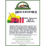 Breakdown-Label