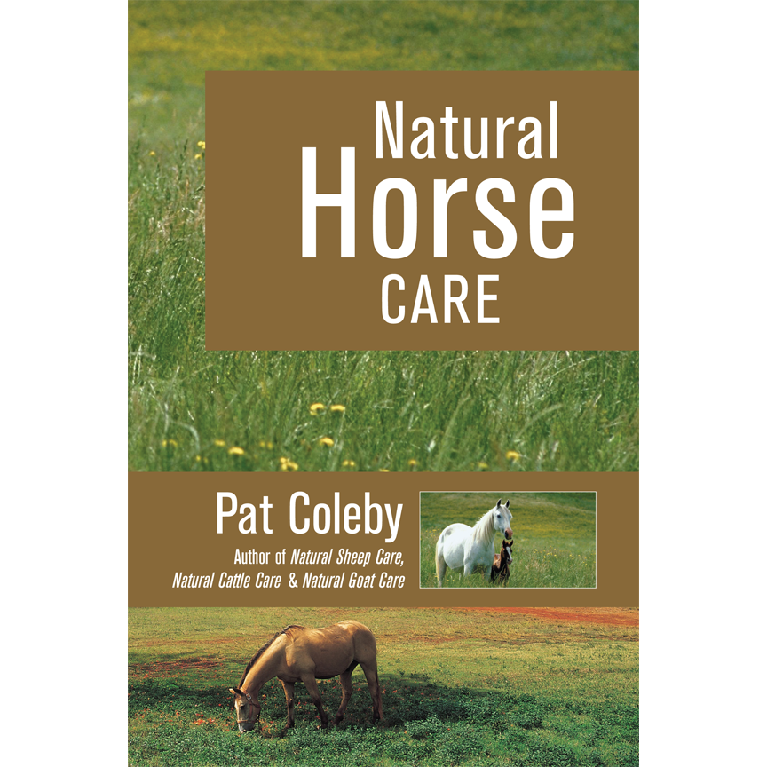 Pat Coleby Natural Horse Care