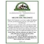 OST Organic Soil Treatment