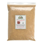 Organic Ground Flax Seed for People