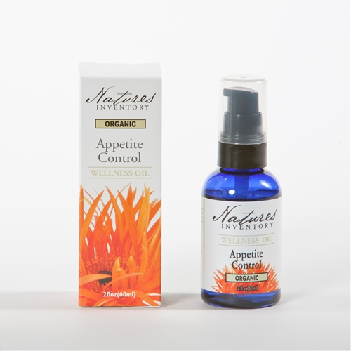 Wellness Oil - Appetite Control