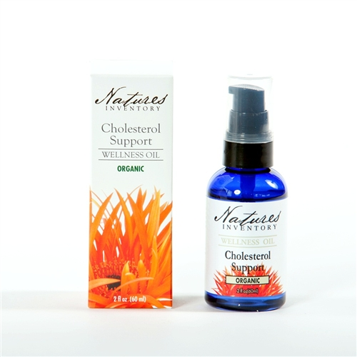 Wellness Oil - Cholesterol Support