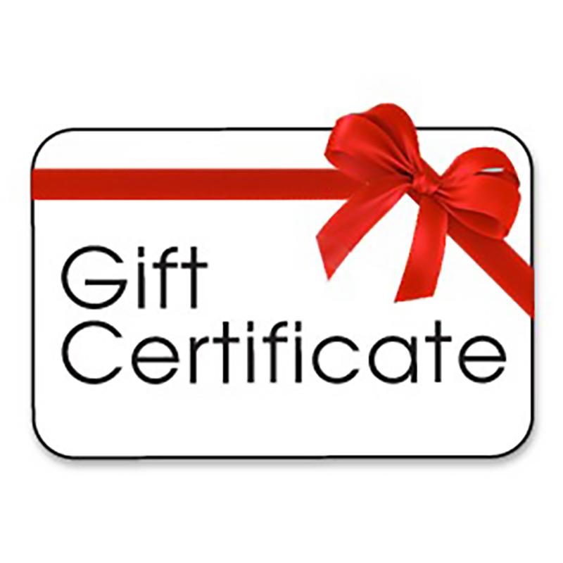 theholistichorse com gift certificate
